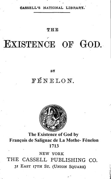 Existence of God
